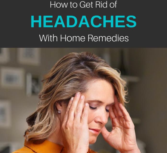 4 Easy ways to relief Headache Medicine – Natural