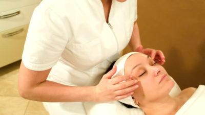 Eyes Area Massage