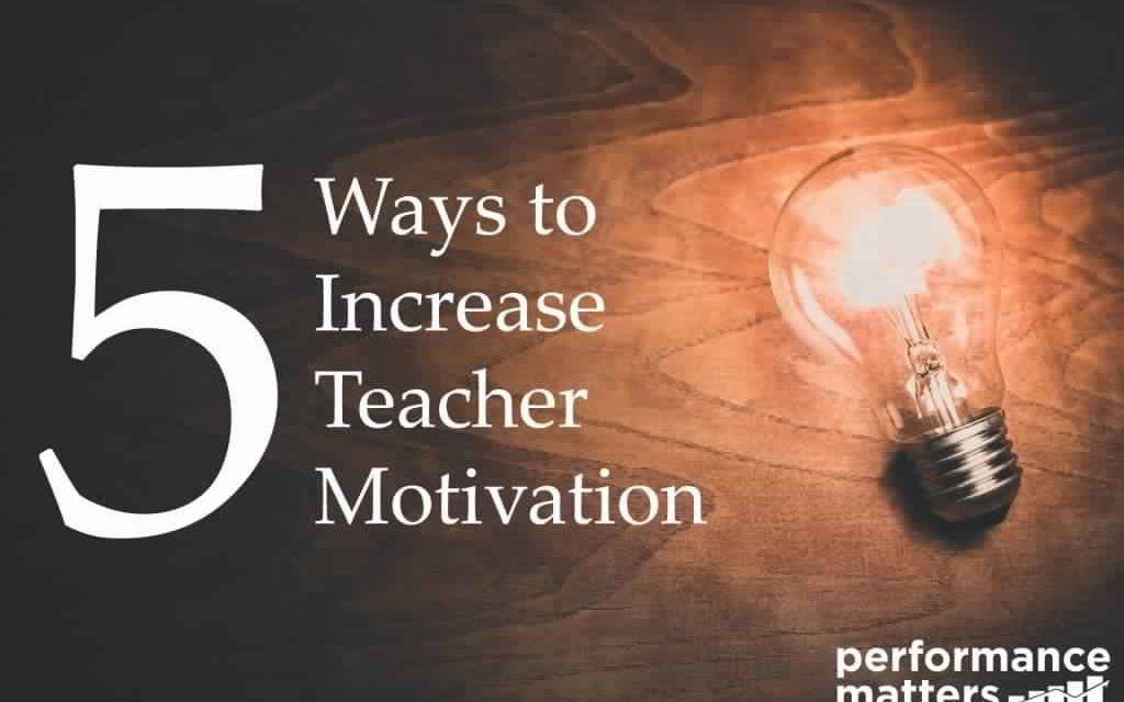 5 Ways to about How to Increase Motivation
