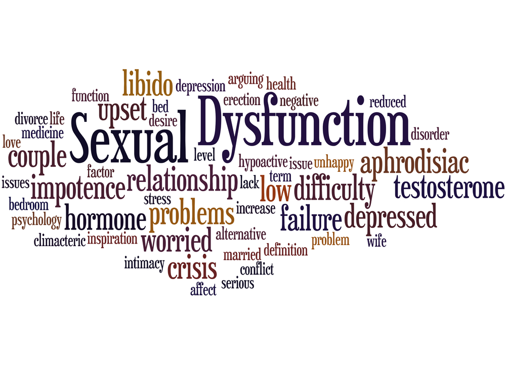 Types of Depression Sexual Problems