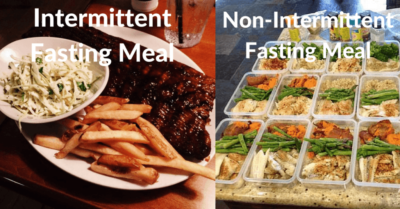Intermittent Fasting-Meal