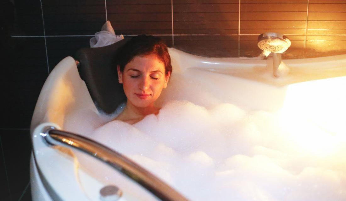 Take a Bath to Treat the Cold or Flu