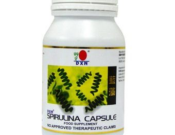 What is Spirulina in Hindi ?