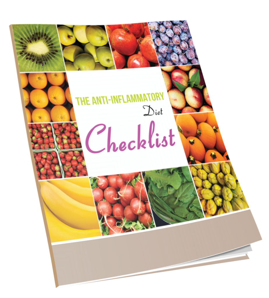 An Anti-Inflammatory Diet Check-List That Can Transform Your Life