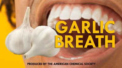 How to get rid of Garlic Breath