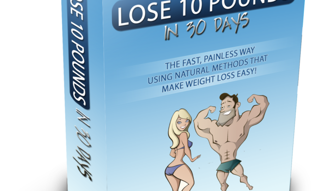 5 Lectures – How to Lose 10 Pounds in a Month – Video Series
