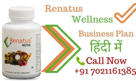 Renatus Wellness – Renatus Nova Benefits