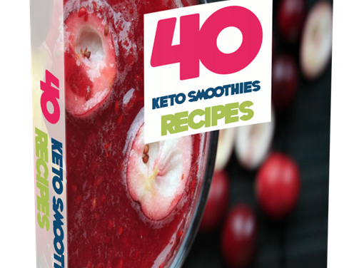 The Keto Smoothies Cookbook – 40 Recipes