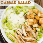 What is Chicken Caesar Salad?
