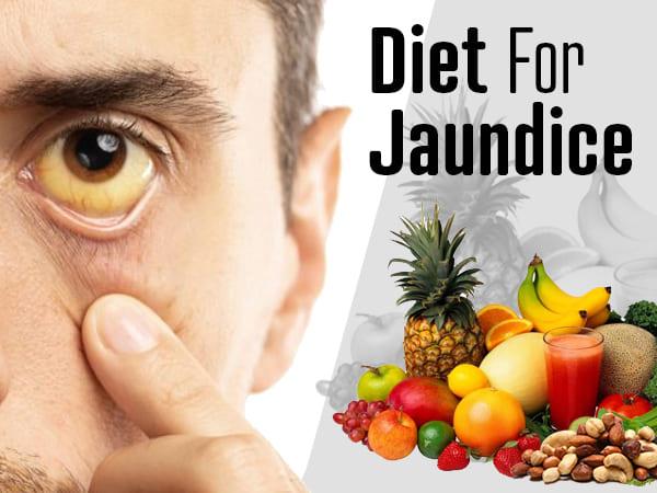 Jaundice Diet