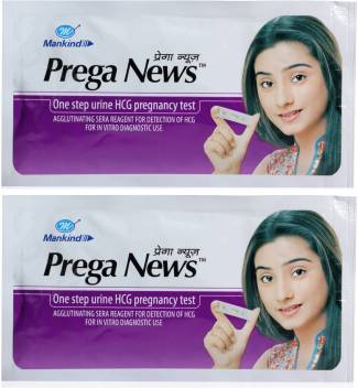 Prega News Test kit