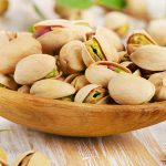 What will happen if kids eat a lot of pistachios?