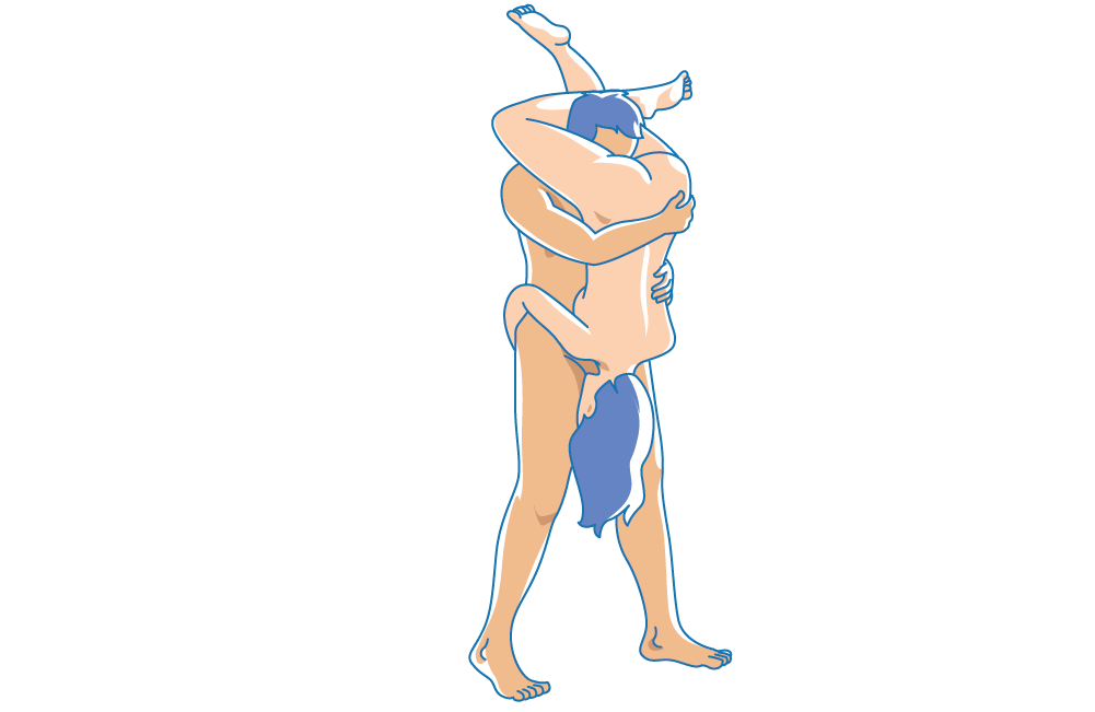 Best Standing Sex Positions You Should Try
