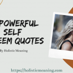 30 Powerful Self Esteem Quotes