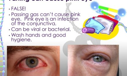 Can You Get Pink Eye From A Fart ?
