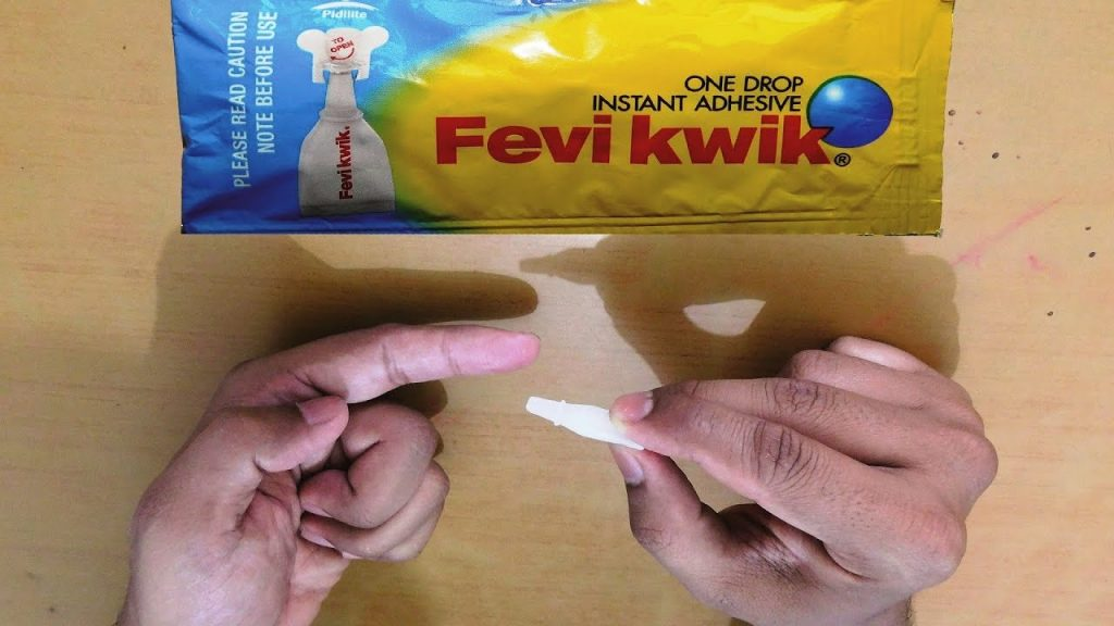 How to Remove FeviQuick From Hand?