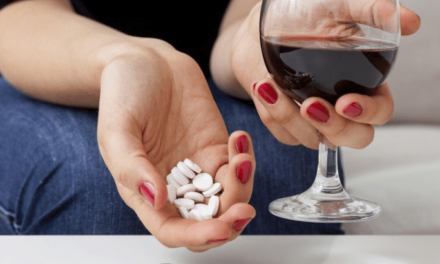 Why shouldn't you mix Benadryl and Alcohol?