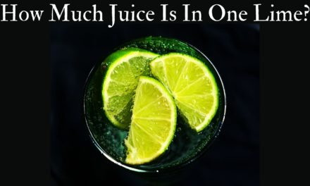 How Much Juice Is In One Lime?