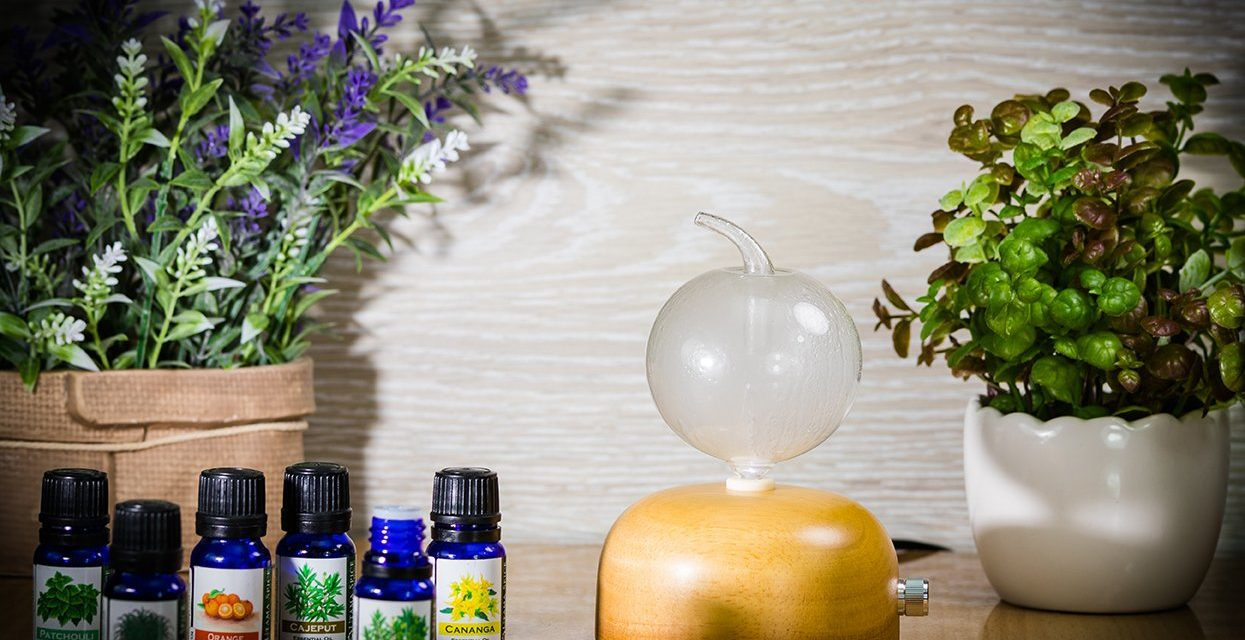 Unplug Meditation Aromatherapy Diffuser – Healing Aromatherapy Scents