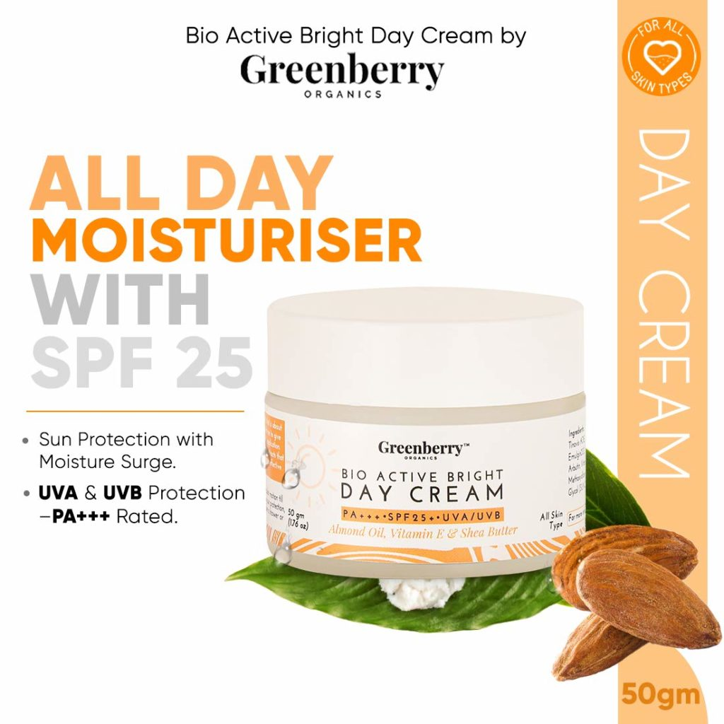 Greenberry Bio Active Creame 3