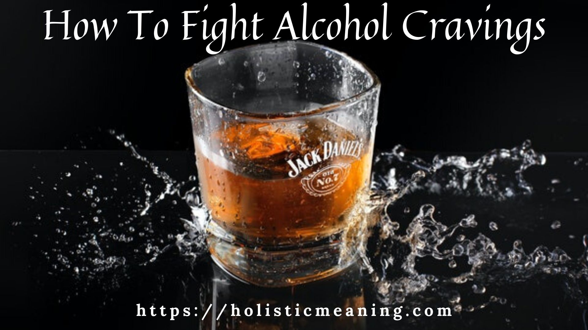 How To Fight Alcohol Cravings