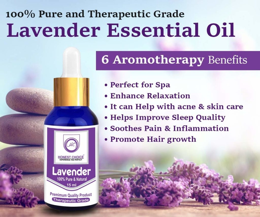 Lavender Scented oils for Skin