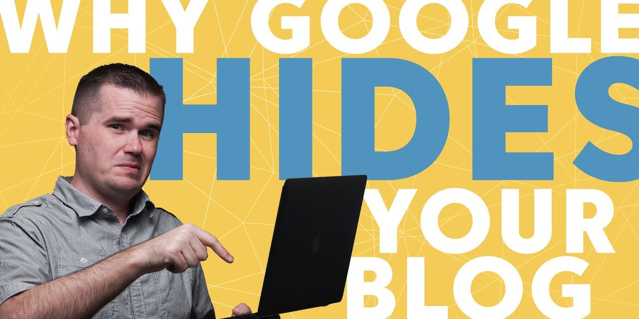Why Your Site Content Isn't Even Getting Ranked