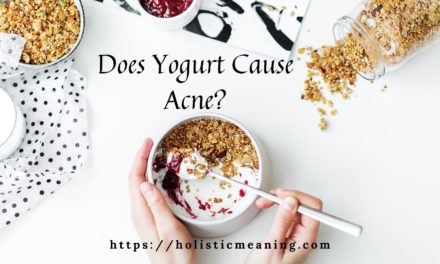 Does Yogurt Cause Acne?