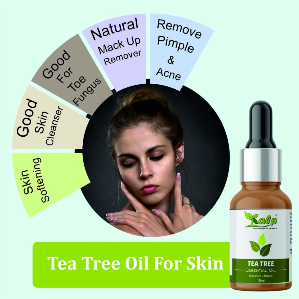 Kalp Tea Tree Essential oil