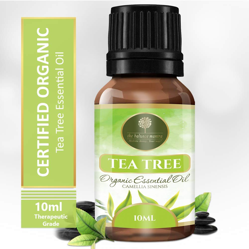 The Balance Mantra Tea Tree Essential Oil