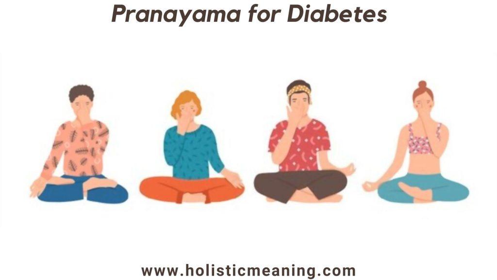 Pranayama for Diabetes