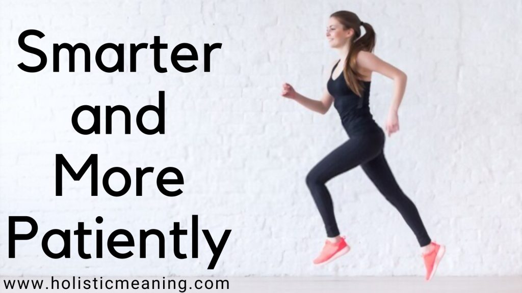 How Long Does It Take To Jog A Mile Smarter and More Patiently