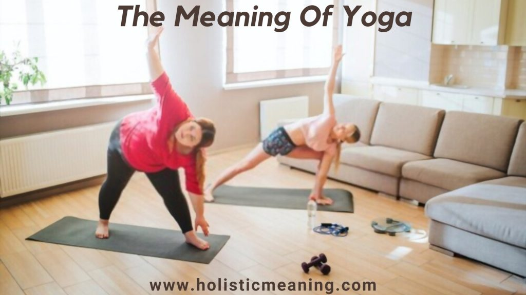 Yoga For Diabetes Type 1 & Type 2: The Meaning Of Yoga