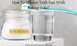 How To Whiten Teeth Fast With Baking Soda