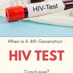 When Is A 4th Generation HIV Test Conclusive