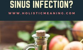 How To Use Apple Cider Vinegar For Sinus Infection