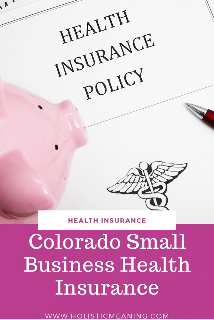 Colorado Small Business Health Insurance