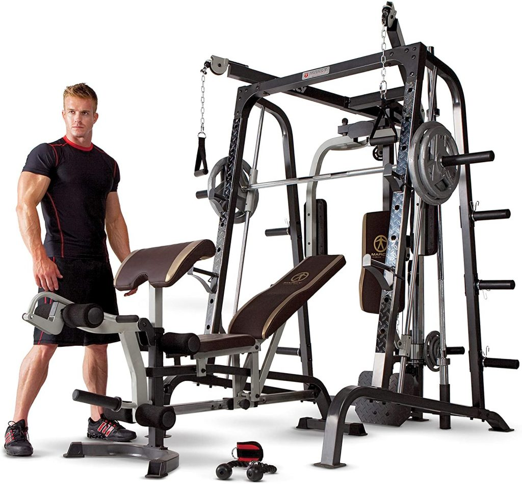 All In One Smith Machine