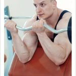 How to do Barbell Preacher Curl