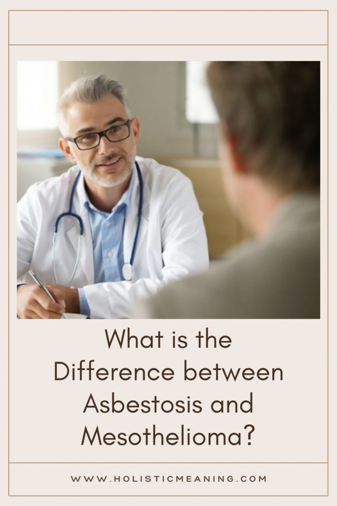 What is the Difference between Asbestosis and Mesothelioma