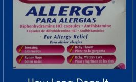 How Long Does It Take For Benadryl To Work?