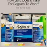 How Long Does It Take For Rogaine To Work?